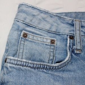 Topshop Ripped Boyfriend Jeans